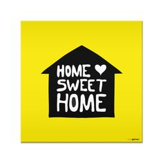 Azulejo Home Sweet Home de @rafagomes | Colab55