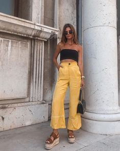 top summer outfits — green and yellow make you cool 7 ~ my. - top summer outfits — green and yellow make you cool 7 ~ my. Mode Outfits, Trendy Outfits, Fashion Outfits, Fashion Trends, Mode Pop, Cher Horowitz, Looks Vintage, Looks Style, Mode Inspiration