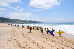 Playa de Doniños Doniños beach Ferrol