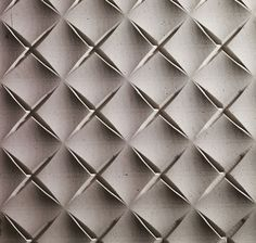 Lapicida Gallum 3D Designer Wall Tiles - Galium wall tile available as part of the Elements Collection