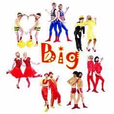 Cirkus Big - verdensshowet.