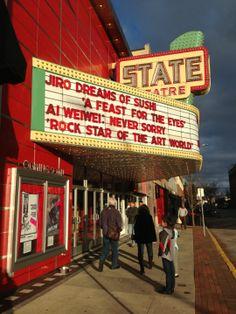 The State Theatre in Traverse City, MI