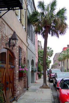 Charleston, South Carolina I completely loved this city! It's beautiful!