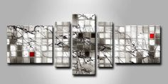 MC_022 / Cuadro Abstracto cuadros metalicos