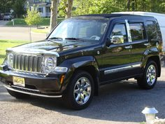 Traded the Explorer in on a black '08 Jeep Liberty and said good bye to car payments. Not as good as the '04 (though lots more bells and whistles) and miss the iconic round jeep eyes. This one seems to be trying to look like a Hummer. An unfortunate design choice for a relatively fuel efficient vehicle to look like a gas guzzling suburban assault vehicle given the economic climate, and attitude towards car manufacturers in '08. Still, a good car. Now with Thing2.