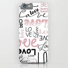 Iphone Case by Francesco Salerno #shop #shopping #accessories #design #gift #giftideas #art #popstyle #coolaccessories #love #iphonecase #iphonecover #black #francescosalerno #pink #words #text #pop #urban #street #cool #fashion #moda