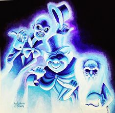 Hitchhiking Ghosts by Annie McBeth