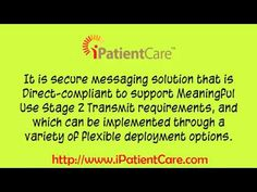 iPatientCare Showcasing Secure Messaging Solutions at HIMSS14 |