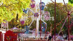 Amusement Rides New Rides Double Sides Mini Ferris Wheel Children Games for Sale