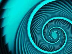 aqua spiral