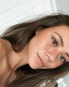 Great Tips For A Successful Skin Care Regimen - Eco Beauty Look Skin Makeup, Beauty Makeup, Hair Beauty, Freckles Makeup, Makeup Style, No Makeup, Beauty Skin, Makeup Goals, Natural Makeup Looks