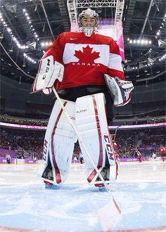 Team Canada's Carey Price.