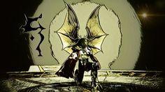 Raziel personnage du jeu Legacy of kain Soul reaver