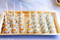50th wedding anniversary cake pops tray