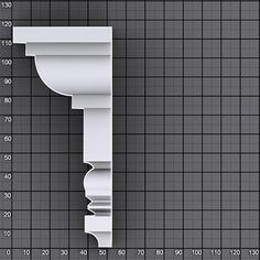 Sweep Profile Shapes vol.1   Kstudio - 3ds Max Plugins & Scripts Exterior Window Molding, Cornice Moulding, Cornice Design, Villa Plan, Column Design, 3d Max, Scripts, Profile, Windows