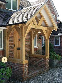 Green Oak Porch 2