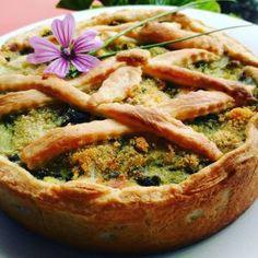 Torta Salata di Coste con Finta Pasta Sfoglia