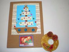 παιχνιδοκαμώματα στου νηπ/γειου τα δρώμενα:ημερολόγιο και ρεσω για το νεο έτος Christmas Crafts, Merry Christmas, Christmas Decorations, Xmas, Holiday Decor, Christmas Calendar, Advent Calendar, Diy And Crafts, Paper Crafts
