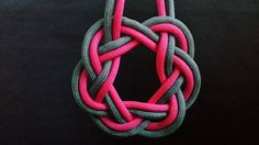 How to tie Celtic Ring Knot