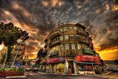 Haifa @ Dusk