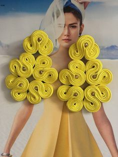 Fancy Earrings, Yellow Earrings, Soutache Earrings, Boho Earrings, Chandelier Earrings, Statement Earrings, Fashion Earrings, Crochet Earrings, Etsy Earrings
