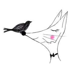 Carte rose moustache Diy Wall Art, Wall Art Decor, Wall Art Prints, Rose Moustache, Watercolor Art Paintings, Art Drawings, Illustrations, Pink Cards, Illustration