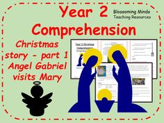 Year 2 comprehension - Christmas story part 1