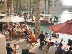 Burj. Venecia en Dubai.