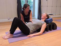 Sarah, az APPI nemzetközi pilatesirányzat mesteroktatója