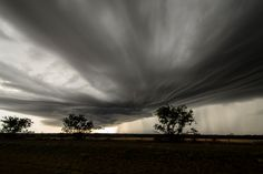 Coleman County, Texas ~ Supercells and mega storms: America's violent weather