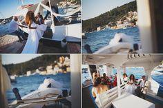 Summer Wedding in Ithaca, Greece | Καλοκαιρινός γάμος στην Ιθάκη Summer Wedding, Real Weddings, Wedding Inspiration, Polaroid Film, Bride, Diaries, Wedding Bride, Journaling, Journals