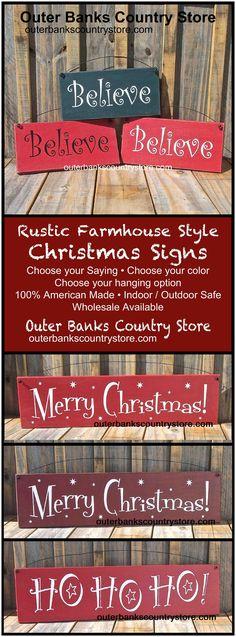 Rustic Christmas decor, Christmas welcome sign, Christmas signs - outdoor christmas decorations wholesale