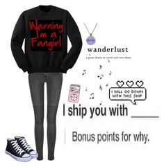 """""""Who do you Ship me With?"""" by baby-blue-bubbles ❤ liked on Polyvore featuring art"""