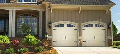 Doorlink 3640 Model Garage Door