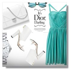 """""""Untitled #1190"""" by fashion-pol on Polyvore featuring Christian Dior and IRO"""