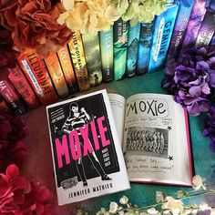 Moxie: Courage determination. Tell me something youve done that shows your moxie. For me I think it was finishing my first book and actually putting it out there for people to read. To open yourself up to judgement like that takes a lot of moxie.  This is a book I need to read soon. It has been on my TBR for way too long.  SYNOPSIS . MOXIE GIRLS FIGHT BACK! . Vivian Carter is fed up. Fed up with an administration at her high school that thinks the football team can do no wrong. Fed up with…