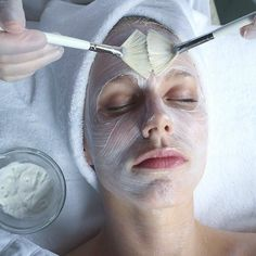 If you've never experienced our Double Brush Signature Technique, you don't know what you're missing. If you've never experienced our Double Brush Signature Technique, you don't know what you're missing. Spa Facial, Facial Skin Care, Home Facial Treatments, Homemade Acne Treatment, Organic Beauty, Skin Makeup, Beauty Skin, Beauty Hacks, Skin Treatments