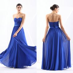 2015 Handmade Wedding Dresses A-Line Sweetheart Strapless Party for Women Criss Cross Ruffles Chiffon Evening Dresses