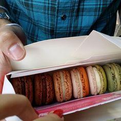 Pierre Hermé - Paris, France. Smallest box comes in 7