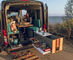 Latest Photos Airstream Interior bunk beds Concepts There are many people that take pleasure in touring nonetheless hate spending its cash resort rooms. Van Conversion Interior, Camper Van Conversion Diy, Airstream Interior, Campervan Interior, Kombi Home, Custom Campers, Van Living, Camper Life, Sprinter Van