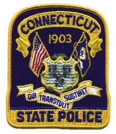 1 GENUINE US STATE PATCH CITY POLICE CLOTH BADGE