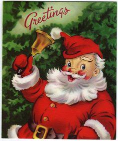 Greetings from Santa!