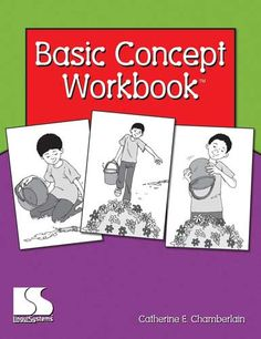 A nice activity book for teaching basic concepts ... and plenty of downloadable free sample pages to choose from!