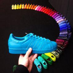 Adidas Stan Smith Supercolor