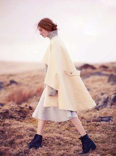 Iris Van Berne in 'Dark Star' | Tom Allen for Harper's Bazaar UK, September 2013, styling: Cathy Kasterine