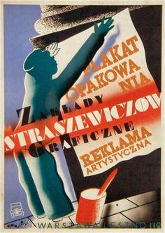 Tadeusz Gronowski, Zaklady graficzne Staszewiczow, 1932