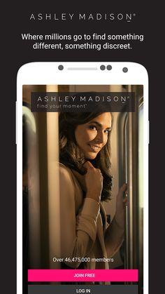 Ashley Madison- screenshot