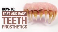 How-to: Teeth prosthetics, the simple way