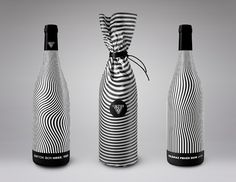 Packaging of the World: Creative Package Design Archive and Gallery: Hrsz. 737 Wine Label Concept