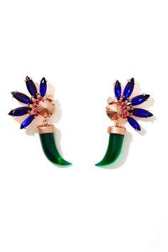Wanderluster Papatya Earrings